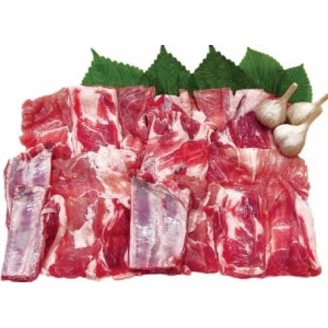 【クール便選択必要!】豚肉★開き 骨付き カルビ 約1Kg★韓国食品市場★韓国食材/豚肉 /スンデ/豚バラ肉スライス/焼肉