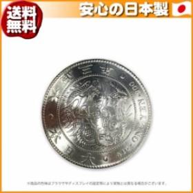 (送料無料)クラフト社 日本近代貨幣コンチョ 竜1円銀貨 1170-16