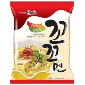 paldo ココラーメン(120g) ★韓国食品市場★韓国食材/ 韓国ラーメン/ ラーメンスープは白いけど辛い/ インスタントラーメン