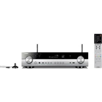 AVアンプ RX-S602H チタン [ハイレゾ対応 /Bluetooth対応 /Wi-Fi対応 /ワイドFM対応 /5.1ch]