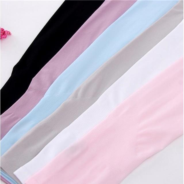 【送料無料】 アームカバー 涼感 UVカット 紫外線 対策 韓国 ファッション 男女兼用
