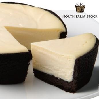 【北海道限定】ベイクドレアチーズケーキ プレーン ノースファームストック お中元 ギフト お土産 贈り物 ギフト 濃厚ケーキ