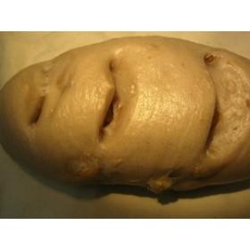 奇跡の30年自家製天然酵母くるみパン 最高ランクのくるみがたっぷり入っていますので胡桃の王様パンです。