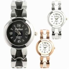 7728a8e51ee5f 腕時計 レディース レディース腕時計 バングルウォッチ キラキラ 安い おしゃれ プレゼント Jewel ジュエル 2トーンカラー