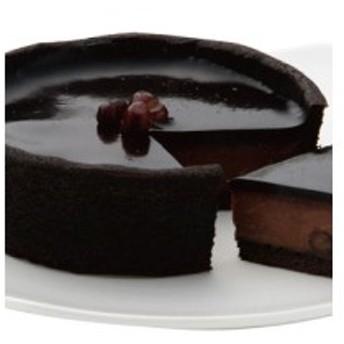 送料無料 チョコレートタルト 大納言ショコラタルト 4号 北海道有名スイーツ/ のしOK / 贈り物 グルメ 食品 ギフト