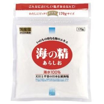海の精 あらしお(赤) 170g