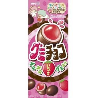 明治 グミチョコいちご 34g×10入