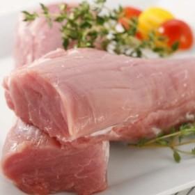ポークテンダー 豚ヒレ デンマーク産 1本 約500g  (12時までの御注文で当日発送、土日祝を除く)
