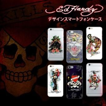 iPhone11 Pro iPhone8 XR ケース Xperia 全機種対応 ハード AQUOS Galaxy SCV37 SOV36 デザイン エドハーディー ED HARDY