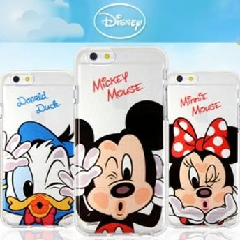 スマホケース ディズニー iPhone8 iPhone7 iPhone6S iPhone6 iPhone SE galaxy S7 edge TPU ケース PLUS カバー キャラクター カップル