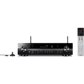AVアンプ RX-S602B ブラック [ハイレゾ対応 /Bluetooth対応 /Wi-Fi対応 /ワイドFM対応 /5.1ch]
