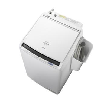日立9.0kg洗濯乾燥機オリジナル ビートウォッシュホワイトBWDV90CE6W