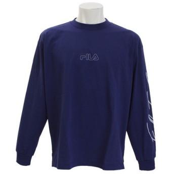 フィラ(FILA) ロングスリーブロゴTシャツ FM9199-82 (Men's)