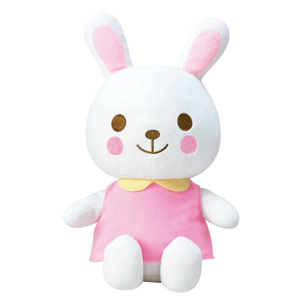 Combi Usa Chan兔兔好朋友