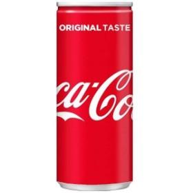 【送料無料(沖縄・離島除く)】コカ・コーラ(コカコーラ) 【250ml缶】 1ケース(30本)