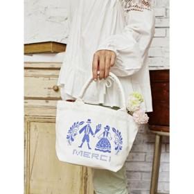 【欧州航路】Merci Gift Tote Bag メルシーギフトトートバッグ その他5
