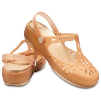 【クロックス公式】 クロックス イザベラ クロッグ ウィメン Women's Crocs Isabella Clog ウィメンズ、レディース、女性用 ブラウン/茶 21cm,22cm,23cm,24cm,25cm clog クロッグ サンダル