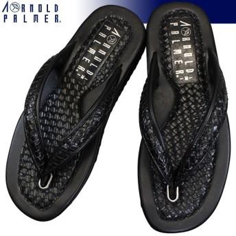アーノルドパーマー AP3050 ブラック メンズ サンダル トングサンダル 鼻緒付きサンダル シューズ 靴