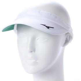 ミズノ MIZUNO テニス サンバイザー バイザー 62JW810101