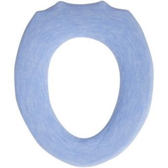 ツリーピース 便座カバー O型 ブルー ( 1枚入 )