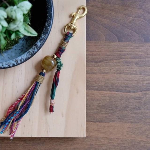 手作り緑色の琥珀色の装飾品(カスタム)