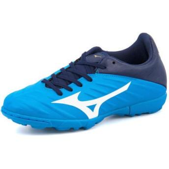 キッズ mizuno(ミズノ) REBULA 2 V3 JR AS【幅広3E】(レビュラ2V3JRAS) P1GE1875 01 ブルー/ホワイト運動靴 スニーカー ボーイズ