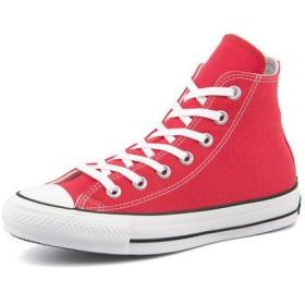 SALE!converse(コンバース) ALL STAR 100 HUGEPATCH HI(オールスター100ヒュージパッチハイ) 1CL224 レッド【レディース】 スニーカー ハイ/ミッドカット
