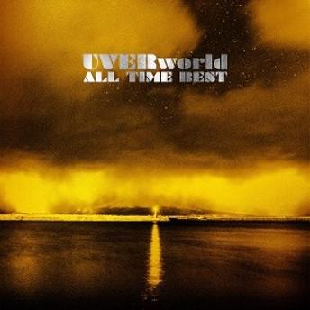 【新品】【即納】ALL TIME BEST (完全生産限定盤)(クリアファイル付) UVERworld ウーヴァーワールド