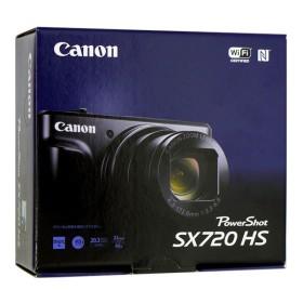 Canon製 PowerShot SX720 HS レッド 2030万画素