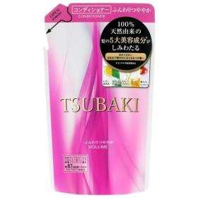 TSUBAKI ふんわりつややか コンディショナー つめかえ用 330mL