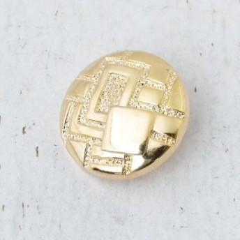 メタルボタン15mm6個10070289(MT-722)#G