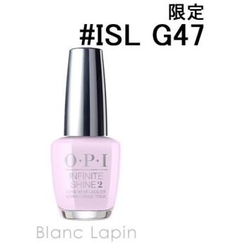 OPI インフィニットシャインネイルラッカー #ISL G47 フレンチー ライクス トゥ キス? 15ml [138316]【クリアランスセール】