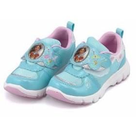 ディズニー エレナ スニーカー DN 女の子 キッズ 子供靴 EE Disney C1205 ミント