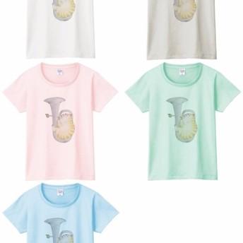 ユーフォニアム猫のTシャツ