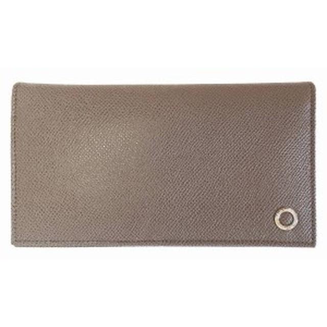 82552f26d81a 未使用 ブルガリ 長財布 ブルガリブルガリ 財布 30399 レザー 30398 メンズ グレー