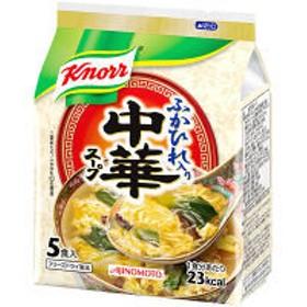 味の素 クノール中華スープ 5食入×3個