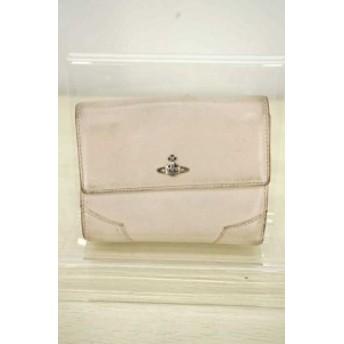 ヴィヴィアンウエストウッド Vivienne Westwood 二つ折り財布 サイズ表記無 レディース 【中古】【ブランド古着バズストア】