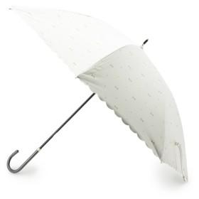 傘 - SHOO・LA・RUE 【UVカット・晴雨兼用】リボン柄 アンブレラ