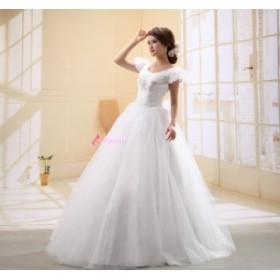 ウェディングドレス、結婚式、二次会ドレス、花嫁ドレス、パーティードレス★送料無料  ブライズメイド