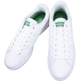 adidas AW3914 アディダス クラウドフォームバルクリーン コートタイプスニーカー AW 3914 ホワイト/ホワイト/グリーン メンズ スニーカー 白スニーカー