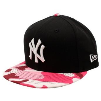 ニューエラ(NEW ERA) 9FIFTY カラーカモ ニューヨーク ヤンキース キャップ 11557259 (Men's)