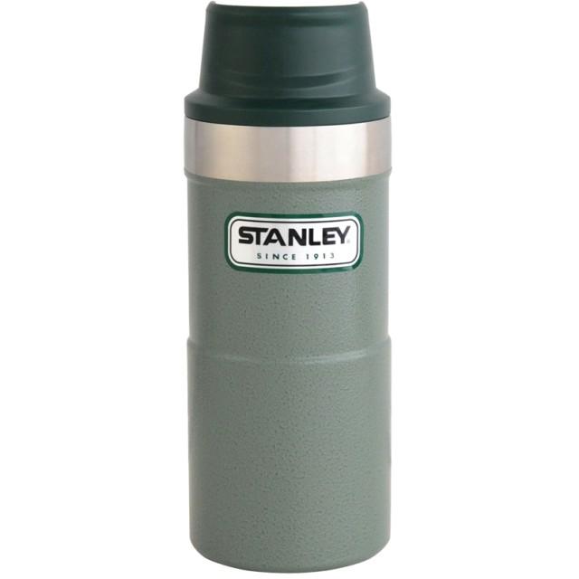 STANLEY(スタンレー) クラシック真空ワンハンドマグII 0.35L グリーン 06440-006