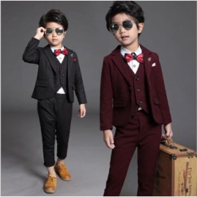 2c79e12aa6ffd 男の子 スーツ 入学式 卒業式 男児 フォーマル 子供服 子供スーツ キッズ ...