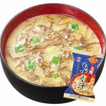 アマノフーズ 九州みそ(もずく汁) 30袋セット (アマノフーズのフリーズドライご当地味噌汁)