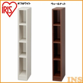 収納ボックス カラーボックス すき間収納 スペースフィットラック 本棚 書棚 シンプル 収納 人気 すき間 隙間 幅15×奥行29×高さ120 S-SFR1215 在庫処分特価