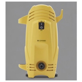 アイリスオーヤマ 高圧洗浄機 イエロー FBN-401