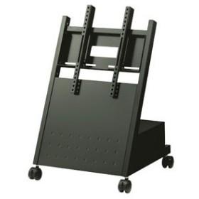 ハヤミ 50V型まで対応 ディスプレイスタンド(超低い設置-中型用) HAMILeX(ハミレックス) XS-3247L 返品種別A