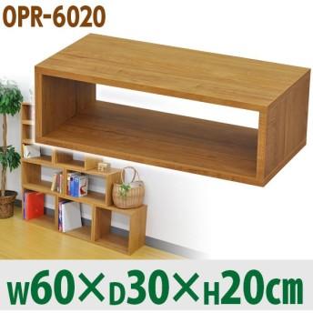 エイ・アイ・エス オープンラックシステム OPR-6020 W60×D30×H20cm
