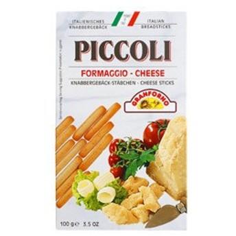 クラッカー パン ズィンゴニア ミニグリッシーニ フォルマッジョ 100g 食品 包装不可