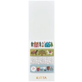 キングジム マスキングテープ KITTA キッタ カントリー KIT040